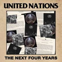 United Nations: The Next Four Years (Limited Edition) (Black Vinyl), LP