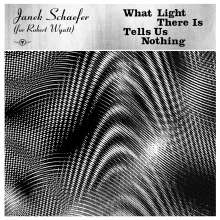 Janek Schaefer: What Light There Is Tells Us Nothing, LP