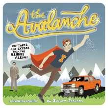 Sufjan Stevens: The Avalanche (Limited-Edition) (Orange & White Vinyl), 2 LPs