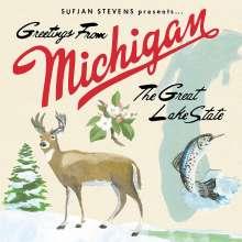 Sufjan Stevens: Michigan - The Great Lake State, CD
