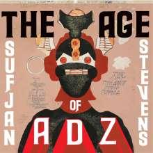 Sufjan Stevens: The Age Of Adz, 2 LPs