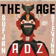 Sufjan Stevens: The Age Of Adz, CD