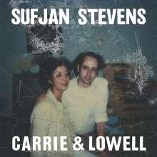 Sufjan Stevens: Carrie & Lowell, CD