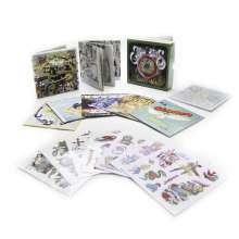 Sufjan Stevens: Songs For Christmas II Gift Box (Silver & Gold/Vol. 6-10), 5 CDs