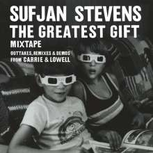 Sufjan Stevens: The Greatest Gift: Mixtape - Outtakes, Remixes & Demos from Carrie & Lowell, CD