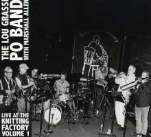 Lou Grassi & Marshall Allen: ive At The Knitting Factory 1, CD