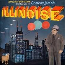 Sufjan Stevens: Illinoise, 2 LPs