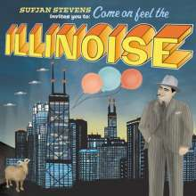 Sufjan Stevens: Illinois, CD