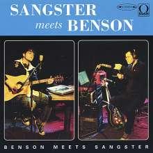 Sangster Meets Benson: Benson Meets Sangster, CD