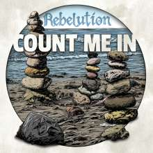 Rebelution: Count Me In, CD