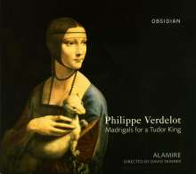 Philippe Verdelot (1470-1552): Madrigals for a Tudor King, CD