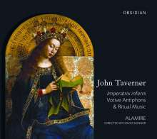John Taverner (1490-1545): Imperatrix inferni - Votive Antiphons & Ritual Music, CD