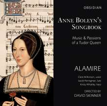 Anne Boleyn's Songbook - Music & Passions of a Tudor Queen, 2 CDs