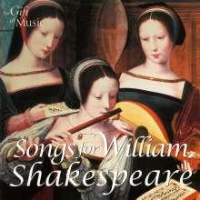 Songs for William Shakespeare, CD
