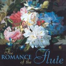 Gabriel Faure (1845-1924): James Gregory - The Romance of the Flute, CD