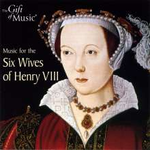 Music for the Six Wives of Henry VIII, CD
