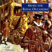 Music for Royal Occasions, CD