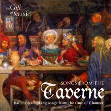 Songs from the Taverne, CD
