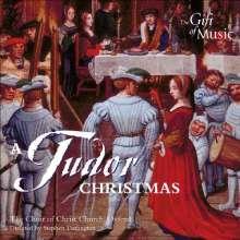 Christ Church Cathedral Choir: A Tudor Christmas, CD