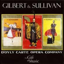 Arthur Sullivan (1842-1900): Gilbert & Sullivan - Opernhighlights, CD