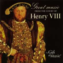 Great Music from the Court of Henry VIII, CD