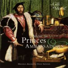 Music for Princes & Ambassadors, CD