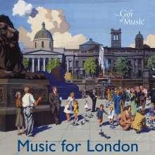 The Gift of Music-Sampler - Music for London, CD
