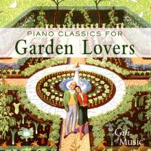 Gift of Music-Sampler - Piano Classics for Garden Lovers, CD