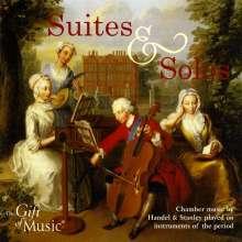 Georg Friedrich Händel (1685-1759): Wassermusik (Oxforder Kammermusikversion), CD