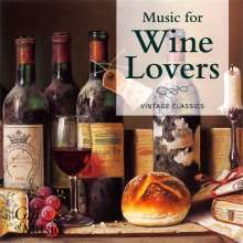 Music for Wine Lovers, CD