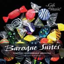Baroque Suites, CD