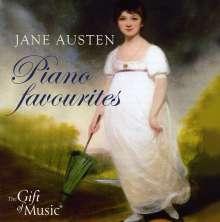 Martin Souter - Jane Austen Piano Favourites, CD