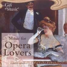 Gift of Music-Sampler - Music for Opera Lovers, CD