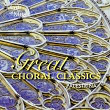 Great Choral Classics - Palestrina, CD