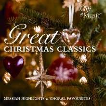 Great Christmas Classics, CD