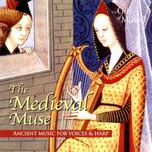 The Medieval Muse - Ancient Music for Voices & Harp, CD