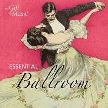 Gift of Music-Sampler - Essential Ballroom, CD