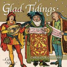 Glad Tidings - Carols for Christmas, CD