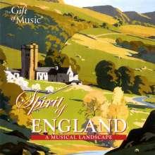 Gift of Music-Sampler - Spirit of England, CD