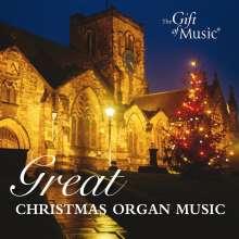 Great Christmas Organ Music, CD