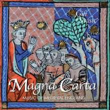 Magna Carta - Music of Medieval England, CD