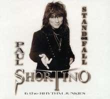Paul Shortino: Stand Or Fall, CD
