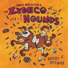 The Zydeco Hounds: Repeat Offender, CD