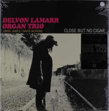 Delvon Lamarr: Close But No Cigar, LP