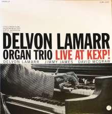 Delvon Lamarr: Live At Kexp!, LP