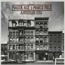 Masta Ace & Marco Polo: A Breukelen Story, CD