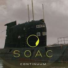 Sons Of Alpha Centauri: Continuum (180g) (White Vinyl), 1 LP und 1 CD