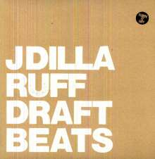 J Dilla: Ruff Draft Instrumentals, LP