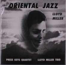 Lloyd Miller (geb. 1938): Oriental Jazz, LP