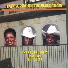 Reid Brothers: Take A Ride On The Blues Train, CD